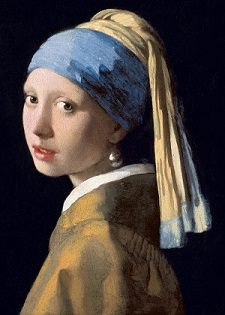 Vermeer-Girl with a Pearl Earring